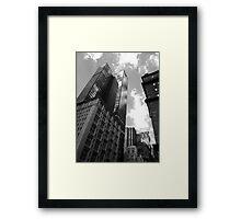 Skyscraper One Framed Print