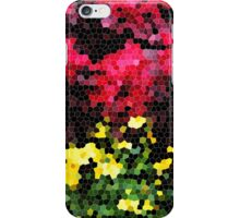 Flower Tile iPhone Case/Skin