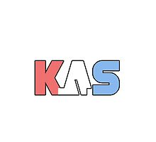 K.A.S Normal Logo Phone Cover - Clear by K. A .S