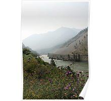 Fraser Canyon Poster