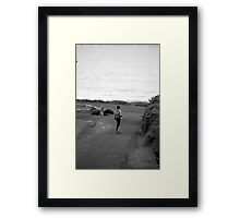 Cruising... Framed Print