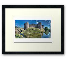 White Castle Framed Print