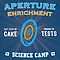 Aperture Science Camp by thehookshot
