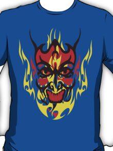 Flaming Devil T-Shirt
