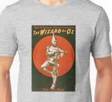 Tin man wizard of oz Unisex T-Shirt