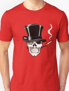 Top Hat Scull T-Shirt