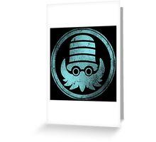 Hail Helix Greeting Card