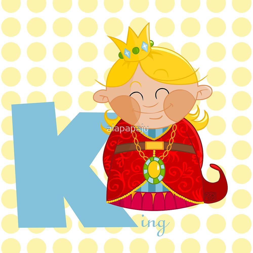 k for king by alapapaju