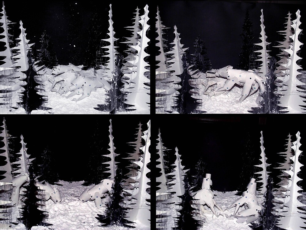Narnia Set by WeLikeBears
