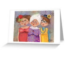 BestFriendsForever Greeting Card