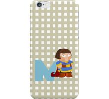 n for noble iPhone Case/Skin