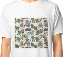 Christmas Cats Classic T-Shirt