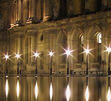Louvre Palace by Alinka