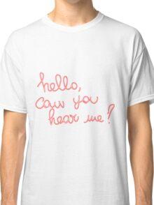 Adele Hello Classic T-Shirt