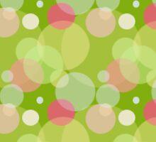 Green Bokeh Wallpaper Case by Jenifer Jenkins