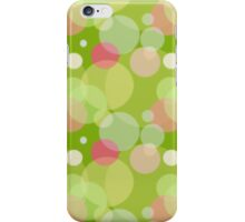 Green Bokeh Wallpaper Case iPhone Case/Skin