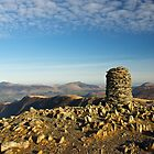 Dale Head Cairn, Lake District Cumbria by Annabelle Studholme
