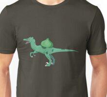 Bulbersaur dinosaur Unisex T-Shirt