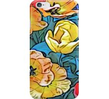Floral 7a iPhone Case/Skin