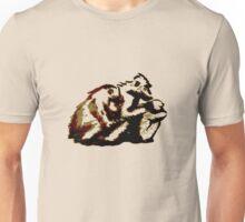 Baboon Huddle Unisex T-Shirt