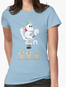 Rainbow Unicorn Ice Cream T-Shirt