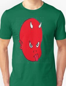 HOT HEAD (red) T-Shirt