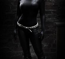 Catwoman Costume by DarthSpanky