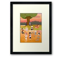 Tales of Symphonia Framed Print