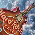 Hard Rock Cafe Las Vegas by Susanne Correa