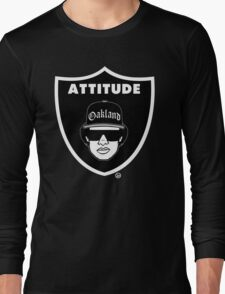"""Fans With Attitude"" Long Sleeve T-Shirt"