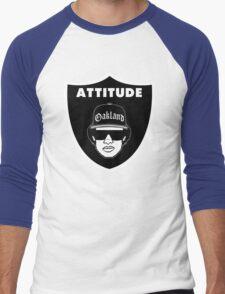 """Fans With Attitude"" Men's Baseball ¾ T-Shirt"