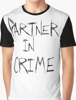 Partner in Crime Graphic T-Shirt
