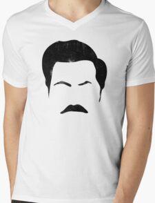 Swanson Mens V-Neck T-Shirt