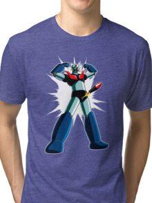 Fists Out? Tri-blend T-Shirt
