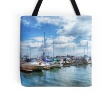 Boat Basin Fells Point Tote Bag