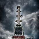 Chesma Column by Sergey Kireev