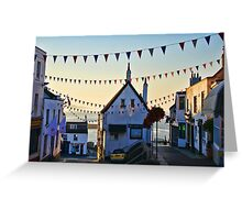 Early Light ~ Lyme Regis Greeting Card