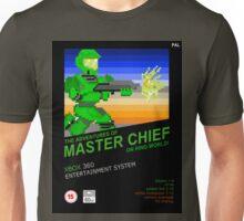 Master Chief NES box Unisex T-Shirt