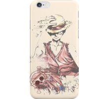 King of Pirates iPhone Case/Skin