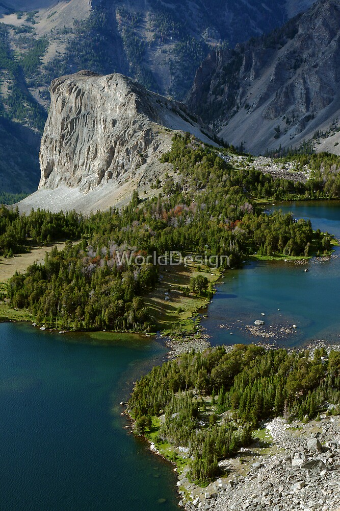Twin Lakes by WorldDesign