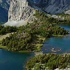 Twin Lakes by William C. Gladish