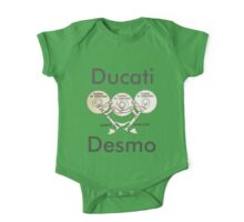 Ducati Desmo One Piece - Short Sleeve