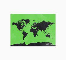 World map Green Classic T-Shirt