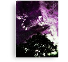 Kiss the Skyyy Canvas Print