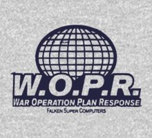 WOPR  by BUB THE ZOMBIE