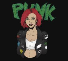 Punk  by Luke Kegley