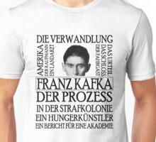Kafka Unisex T-Shirt