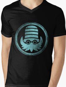 Hail Helix Mens V-Neck T-Shirt