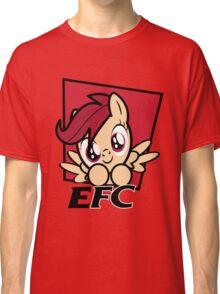 Equestrian Fried Chicken Classic T-Shirt
