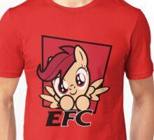Equestrian Fried Chicken Unisex T-Shirt